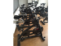 Indoor/Spinning Bikes, light commercial use