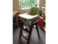 OXO Sprout Chair (RRP £205) immaculate condition - suitable from 6 months to 5 years
