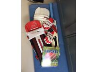 Cricket Kit Woodworm Boys 11-14 years only £10