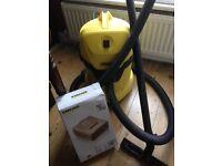 Karcher WD3 Tough Vac Multi-Purpose vacuum Cleaner