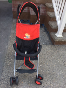 Stroller in excellent condition for sale. $20 only.