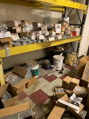 Lot Of Electrical Fittings