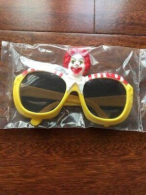 Vintage Pristine Mc Donalds Sunglasses (Maybe 1970's)