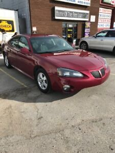 2005 PONTIAC GRAND PRIX GT $3500 CERTIFIED