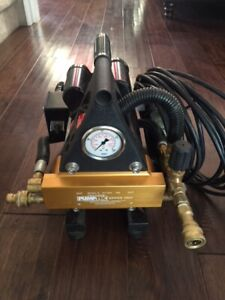 Pumptec Water Otter Electric pressure washer up to 1000 psi