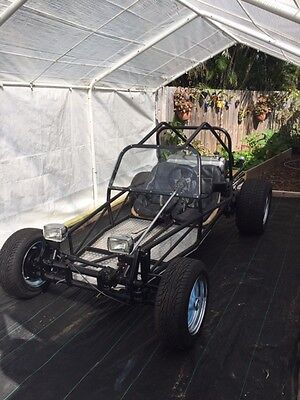 Sandrail dune buggy, Rolling Chassis, w/ VW Engine, Street Legal