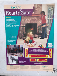 Fireplace Safety Gate - by Kidco