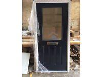 External Composite Door, 1010wide x 2050 high, RHHinge opening in