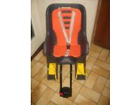 CHILDS REAR BIKE /BICYCLE SEAT