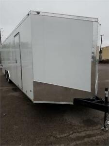 NEW 2019 8.5X28 +2.5FT V NOSE 2 LEFT CLEAROUT  FINANCE O.A.C