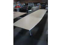 Vitra Large Fold away Meeting Table / Conference Table