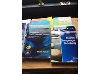CELTA English as a Foreign Language training and workbooks
