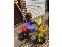 Kids First Trike