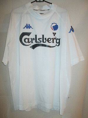 Copenhagen Fc 2004-2005 Home Football Shirt Size XXL /20772