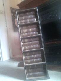 Set of dickens books.