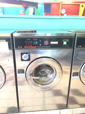 Laundromat Speedqueen 20lb Washer 3 Phase Refurbished