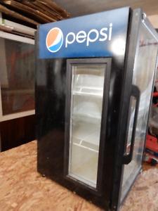 Commercial PEPSI fridge