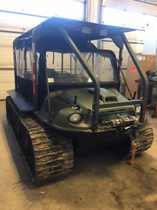 2011 Argo HDi with low hrs