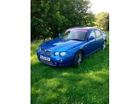 rover 75 mg zt 4door saloon petrol car mot to march 2018