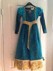 NEW Disney Merida princess costume