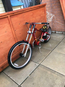 Chopper bike for sale