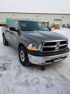 2012 Ram 1500 4x4 at a REDUCED! Great Price