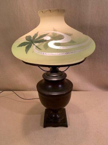 Handel Hemp Marijuana Table Lamp