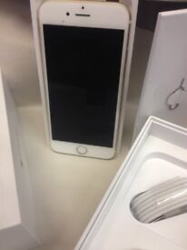 Very Good Condition iPhone 6 Gold 16GB on EE, ASDA, BT, Co-operative & Virgin Mobiles