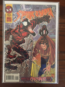 SPIDERMAN  Web of Carnage 1--4 plus 400