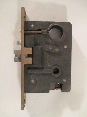 Exterior Door Mortise Lock Body  2- 34 Backset