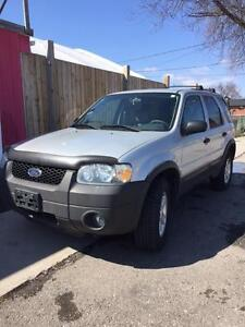 2006 Ford Escape XLT SUV GREAT TRUCK