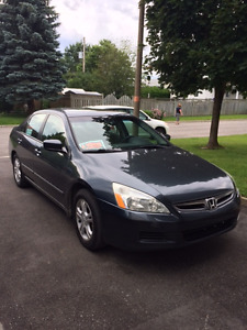 2007 Honda Accord SE Berline