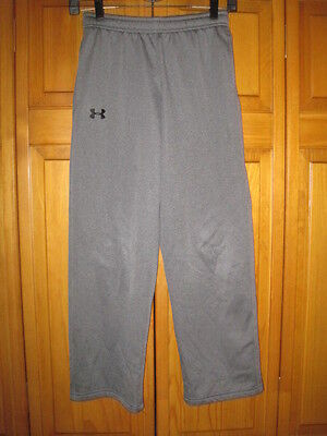 Under Armour Storm Gold Gear sweatpants kids boys YMD M gray fitness pants gym