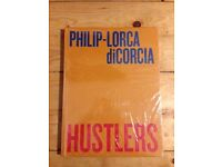 """Photography book. """"Hustlers"""" by Philip-Lorca diCorcia. Un-opened."""