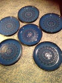 Denby 12-piece crockery set