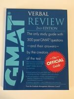 GMAT Verbal Review 2nd Edition