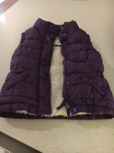 Youth Girl's H & M Vest