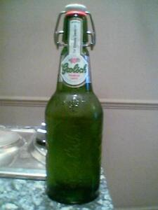 Grolsch Swing Top Bottles
