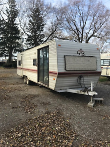 HUNTERS SPECIAL  31 FOOT TRAILER