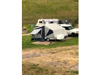 2012 Camplet Concorde Trailer Tent