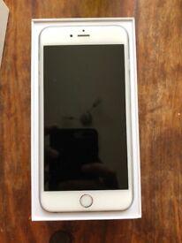 Unlocked iPhone 6 Plus 128GB (Like New) + 2 Apple Cases