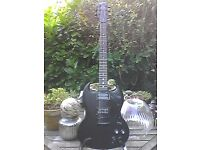 Epiphone SG400 Repaired.