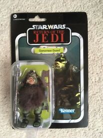 STAR WARS GAMORREAN GUARD RETURN OF THE JEDI FIGURE NEW