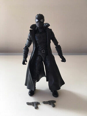 Marvel Legends 6in Spider-Man Noir Lizard BAF Hasbro 2018 Spider-Man New NR Look