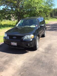 2005 Ford Escape 4WD for sale
