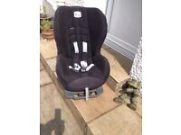 Britax Prince child seat 9 - 18kg. (9mths to 4 yrs approx)
