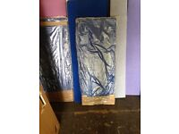 1x 1420x480mm blue desktop screen brand new never been out of the packaging only £40 each