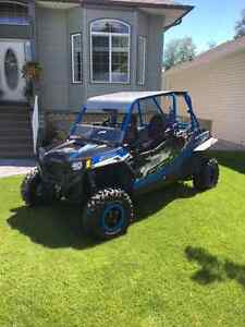RZR 900 Jagged X 4 seater for sale