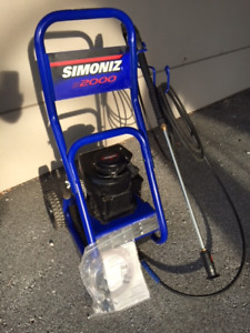 Gas 2000psi Pressure Washer