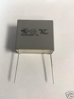 1pc R46kr447050p1m Film Capacitors 275vac 4.7uf 20 X2 27.5mm Iec60384-14